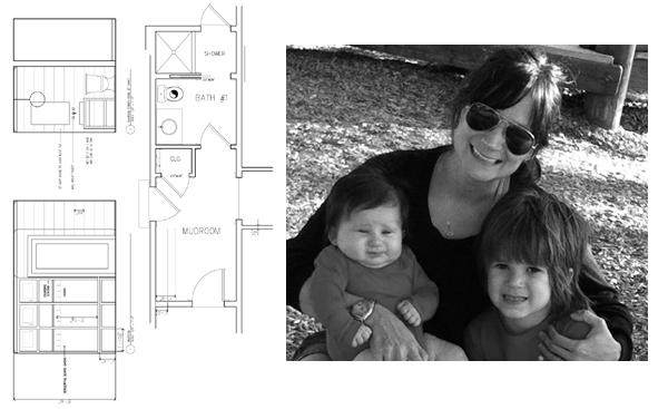 Mudroom floorplan image